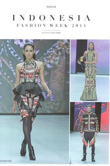 Priyo Oktaviano Fashion Week