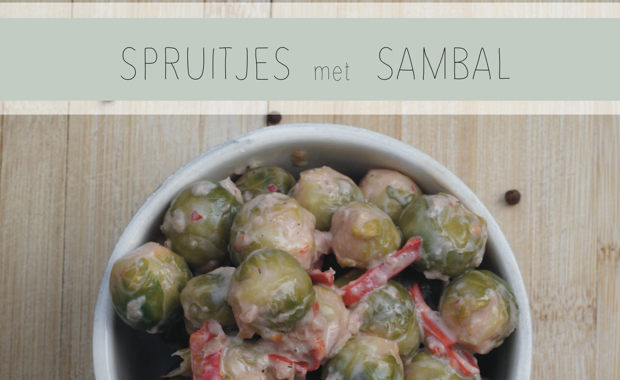 Spruitjes met Sambal