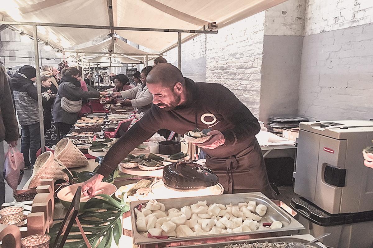 Lekker koho koho eten en struinen op de Neighbourfood Market
